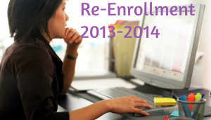 re-enrollment