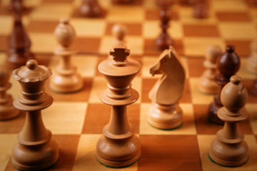 chess pieces -