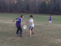 frisbee 7