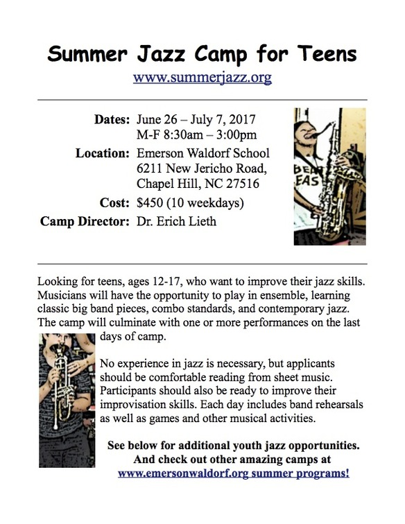 EWS_Summer_Jazz_Camp