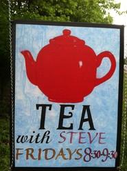 tea with steve