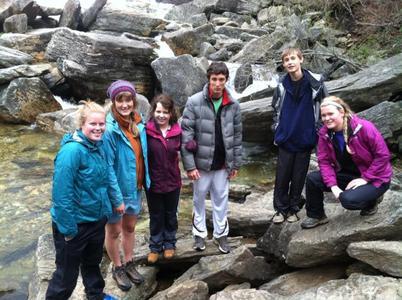 10th grade trip 2013 rocks