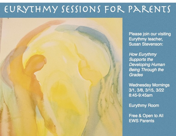 Eurythmy For Parents