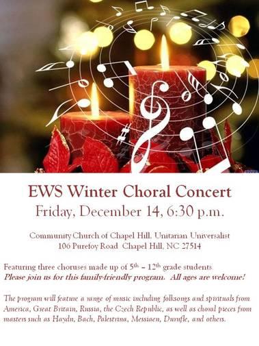 Winter Concert 2012