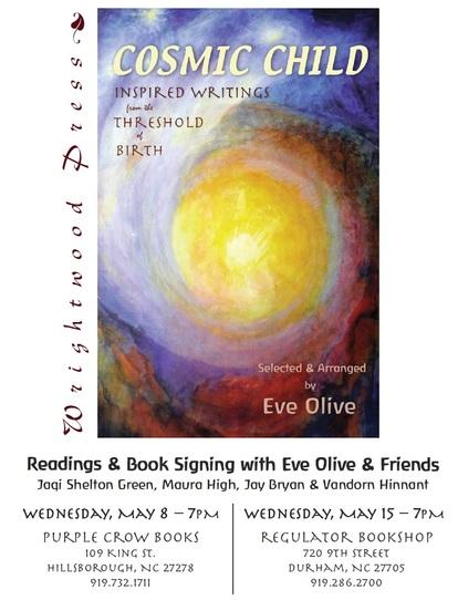 Eve Olive Reading