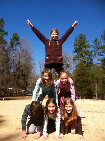 3rd Grade Pyramid